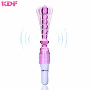 Jelly Vibrator Plug