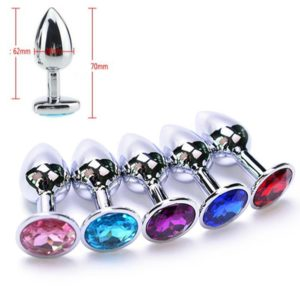 Stainless Steel Diamond Plug