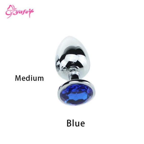 Diamond Jewelry Waterproof Plug