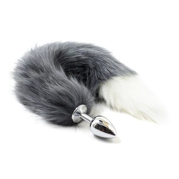 Fox Metal Tail Plug