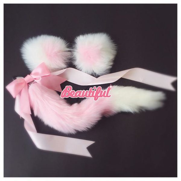 Cat Ears Tail PLug
