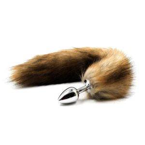 Faux Fox Tail Plug