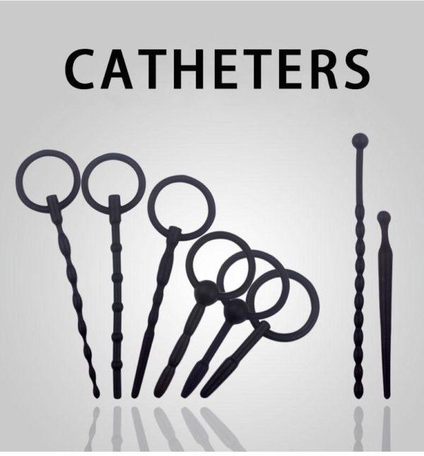 JP - Silicone Urethra Catheter Urethral Stretcher