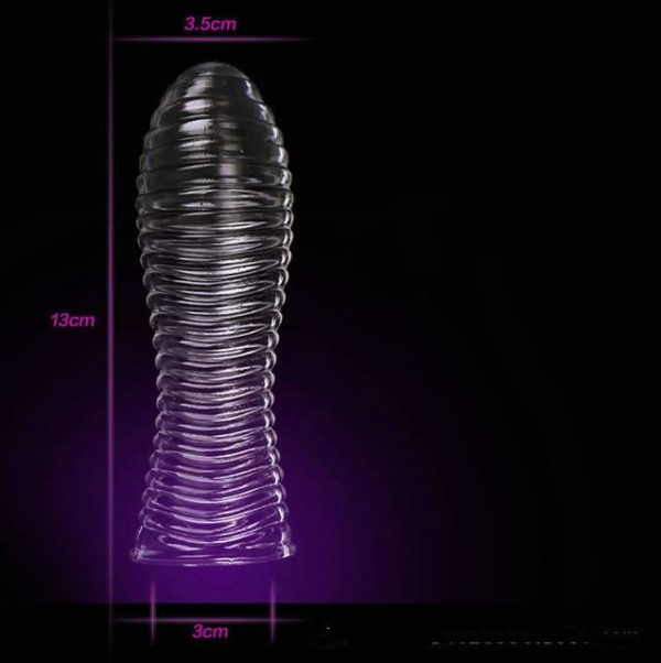 4MB Penis Extender Sleeve for Males